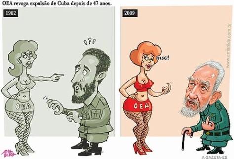 Cuba e OEA